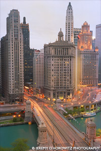 Michigan & Wacker